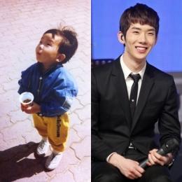 foto masa kecil jo Kwon'2AM'