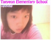 SNSD TaeYeon Kecil 2