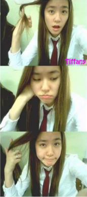 SNSD Tiffany Kecil 11