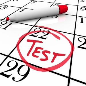 test-dates